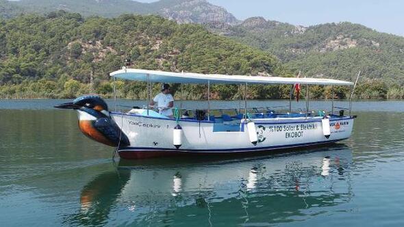 Dalyan ve Akyakaya elektrikli tekneler geliyor