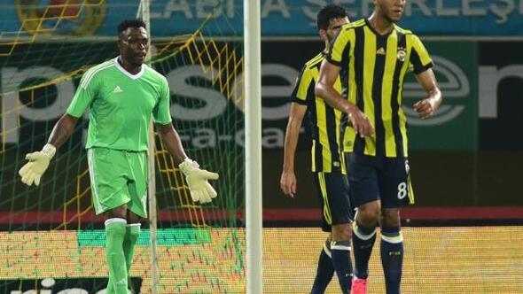 Fenerbahçe Armasını unuttular