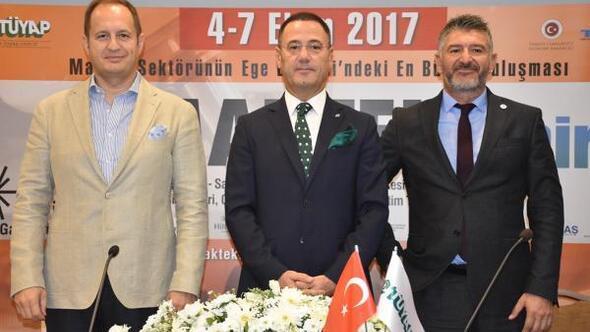 MAKTEK Fuarı ilk kez İzmir'e geliyor