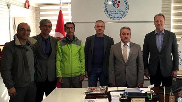 Kayaklı oryantiring avrupa şampiyonası Erzurumda