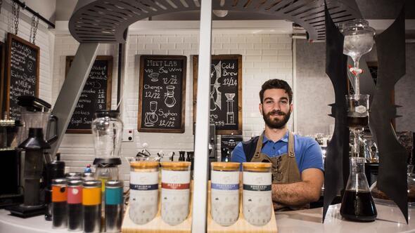 Nitelikli kahvenin kimyası Meet Lab Coffee