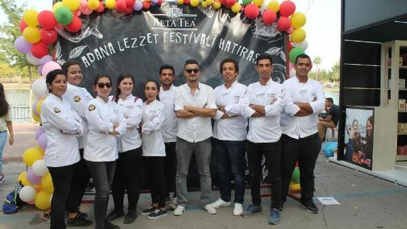 Torosun aşçıları Lezzet Festivalinde hünerlerini sergiledi