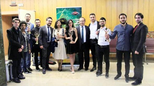 Akdeniz İletişim ödülleri topladı