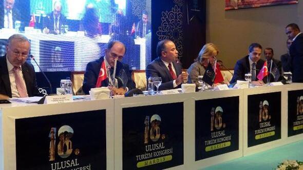Mardindeki Turizm Kongresinde Bakan gelmedi polemiği
