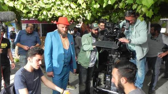 Oflu Oca Üj filminin çekimleri Lüleburgaz'da başladı