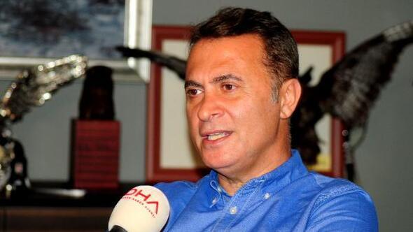 (Özel) Fikret Orman: Beşiktaşın karışmasını bekleyenler havasını alır