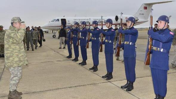 Genelkurmay Başkanı ve kuvvet komutanları, Diyarbakırda