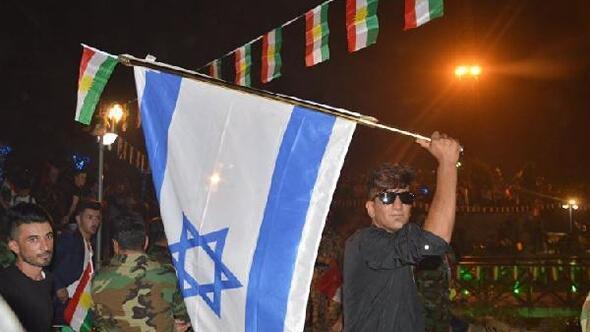 Irakta İsrail bayrağı yükseltmek suç sayılacak