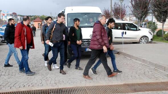 Kastamonu merkezli 3 ilde DEAŞ operasyonu: 3 gözaltı