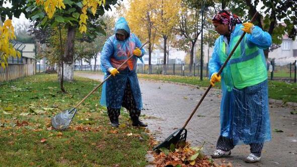 Bozüyük Belediyesi organik toprak gübresi üretimine başladı