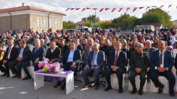 Kırıkkale'de kabaklar yarıştı