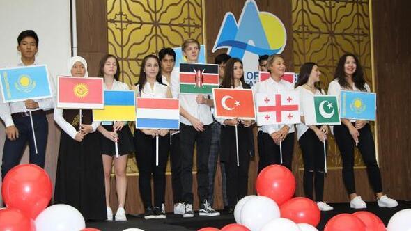 Uluslararası Bilgi Olimpiyatı başladı
