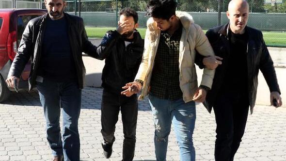 Samsunda bıçakla yaralama şüphelisi 5 Iraklı yakalandı