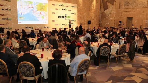 Sinpaş yeni projesi Metrolifeın lansmanı yapıldı