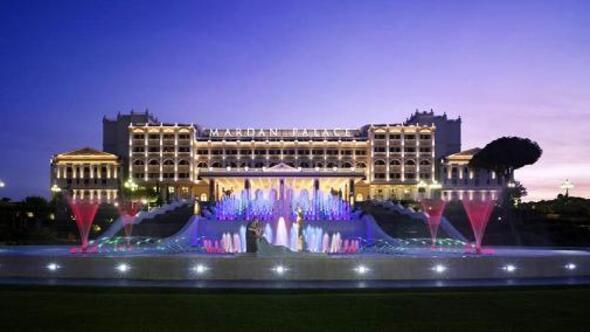 Mardan Palace Hotelin elektriği de kesildi