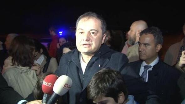 Sözcü muhabiri Gökmen Ulu cezaevinden çıktı(1)
