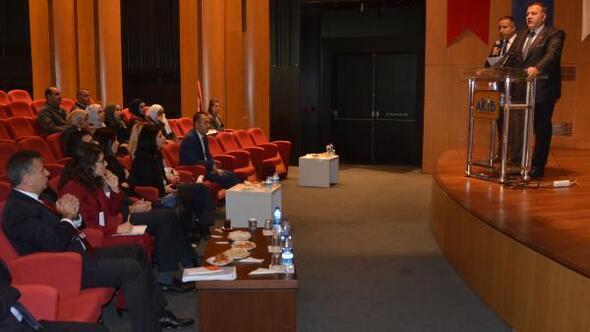 Suriyeli ailelere bilgilendirme toplantısı