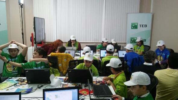 Trabzon'da genç beyinlere kodlama eğitimi