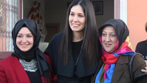 AK Partili Karaaslan: Kadın, artık siyasette daha güçlü