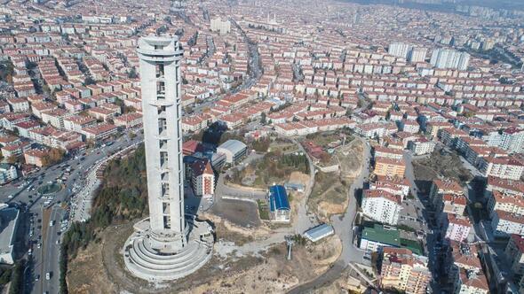 Kule inşaatı yeniden başlıyor