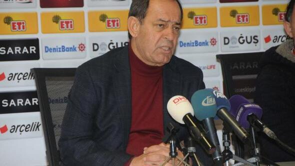 Eskişehirspor - Gaziantepspor maçının ardından