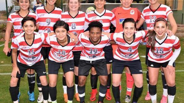 Kadın futbol takımı Samsun temsilcisini ağırlayacak