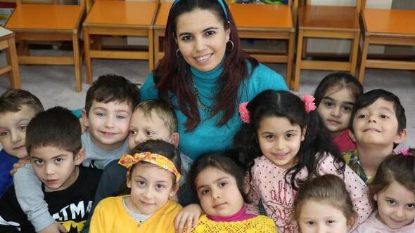 Nurten öğretmen, 1 milyon dolar ödülü alırsa mağdur çocuklar için kullanacak