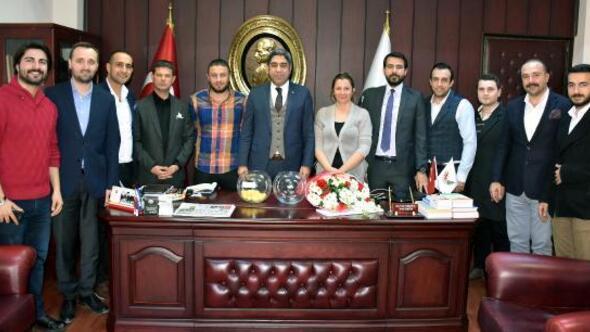 Adana Barosundan 5 Ocak Kurtuluş Kupası Spor Oyunları