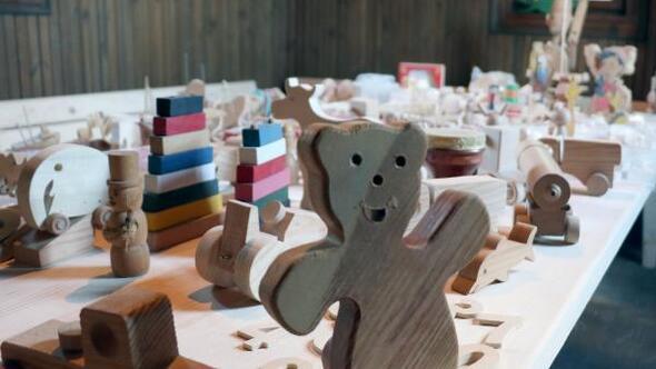 Türkiyenin ilk Ekolojik Ahşap Oyuncak Müzesi, Samsunda açılacak