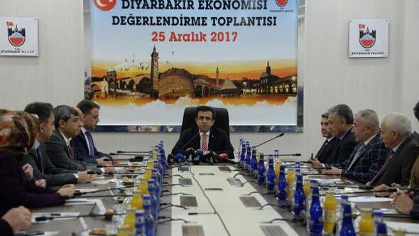 Vali Güzeloğlu: Diyarbakıra 2017 yılında 862 milyon yatırım yapıldı