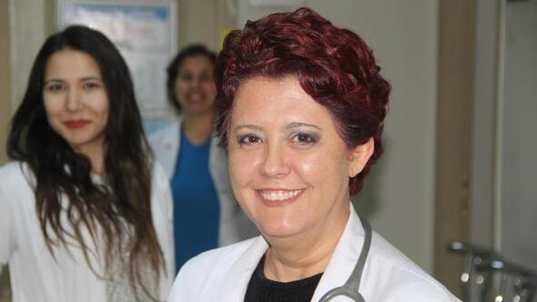 Kanseri yenen doktor rol model oldu