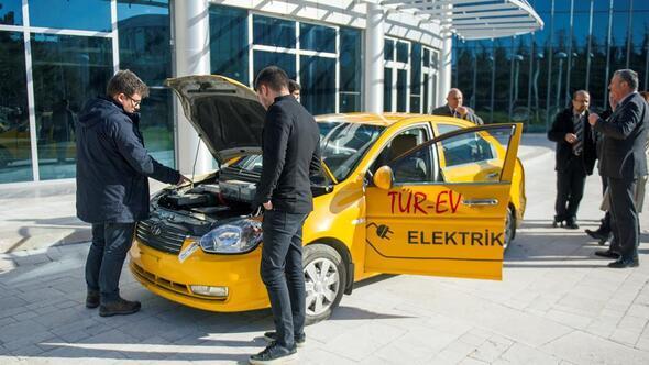 Elektrikli aracıöğrencilergeliştirecek
