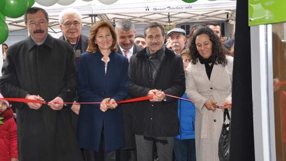 Eskişehirde Türkan Saylan Erken Çocukluk Eğitim Merkezi açıldı