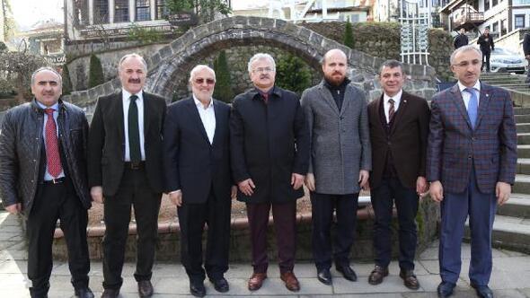 Rize'de mütevelli heyet toplantısı yapıldı