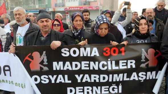 Soma maden faciası davasında yargılama yeniden başladı