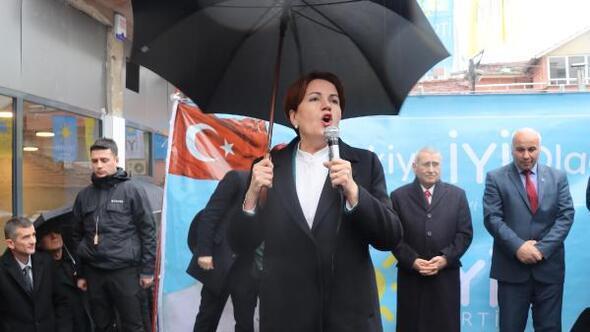 Akşenerden Erdoğana: Bu millet hayır diyor; inatlaşma