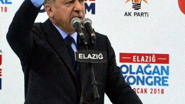Cumhurbaşkanı Erdoğan; Çapulcuları bir haftayı bulmaz nasıl darmadağın edeceğimizi görecekler