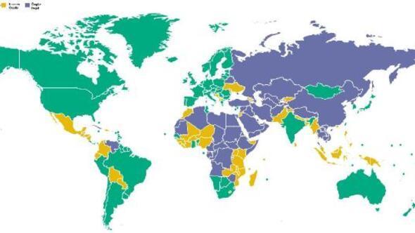 Freedom House: Özgürlüklerde küresel gerileme sürüyor