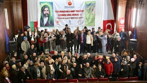 Bulgaristanda, Gönül Erenleri buluşması