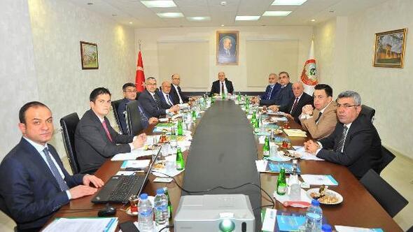 Osmaniye İl Yatırım Komitesi ilk toplantısını yaptı