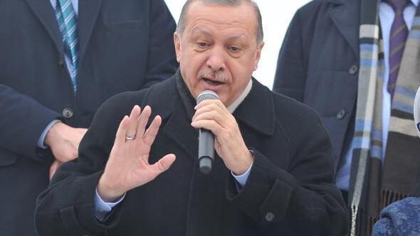 Erdoğan: İnşallah çok kısa sürede bu operasyonu tamamlayacağız (2) - Yeniden