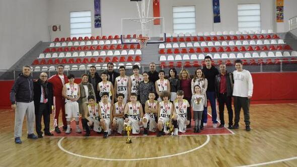 GKVli basketçiler, 4 şampiyonluk kazandı