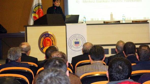 Babaeski Ticaret ve Sanayi Odası'ndan, Dış Ticaret Temel Eğitimi semineri