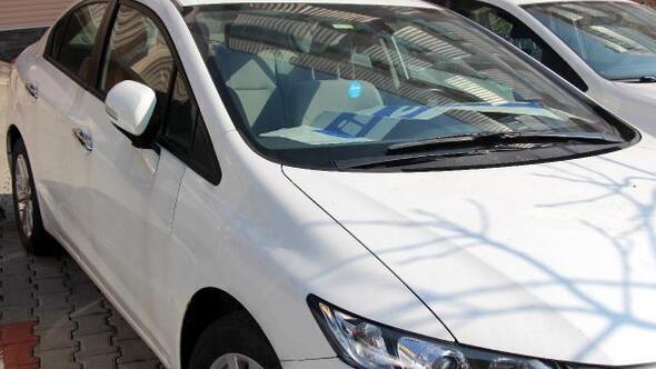 Sıfır kilometre aldığı otomobili, LPG sistemindeki sorun nedeniyle kullanamıyor