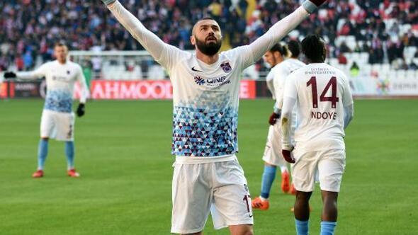 Burak Yılmaz: Bugünlere Trabzonspor sayesinde geldim
