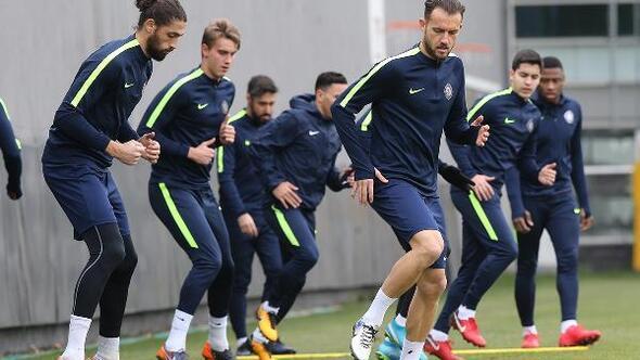 Osmanlıspor, Kayserispor maçına hazırlanıyor
