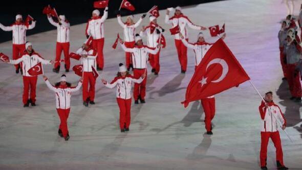 Gençlik ve Spor Bakanı Bak, Kış Olimpiyat Oyunları açılış törenine katıldı