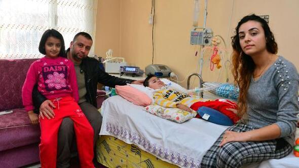 SMA hastası minik Cemin ailesinin çaresizliği