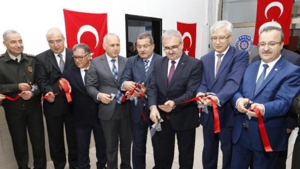 Antalya Adliyesi içerisinde polis merkezi açıldı
