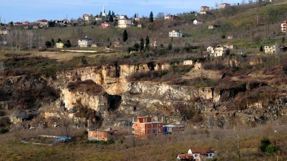 Trabzonda CHPden katı atık bertaraf tesisine tepki